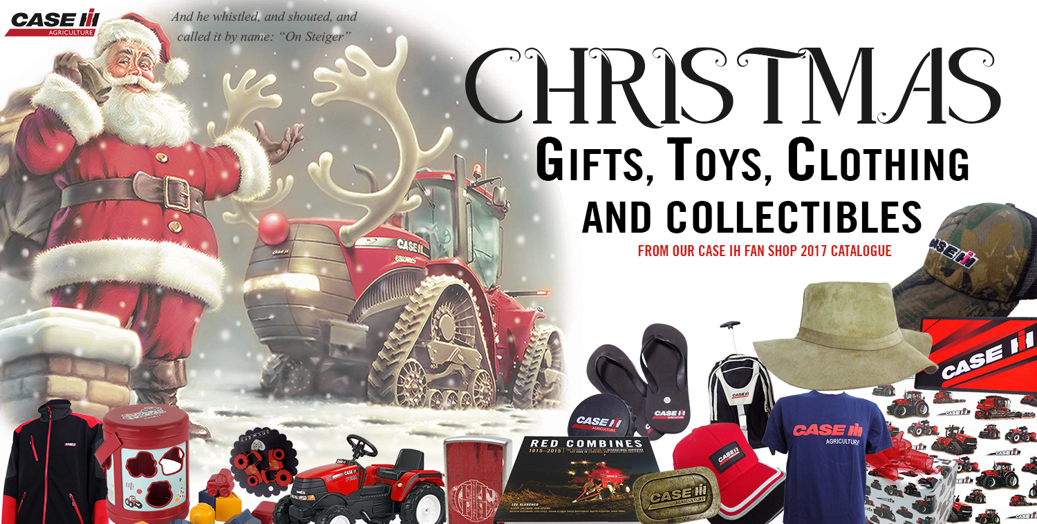 376dfabebad CASE IH FAN SHOP - CHRISTMAS GIFTS AND COLLECTIBLES